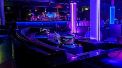 Sitzlounges im Vegas Club. (Bild PD)