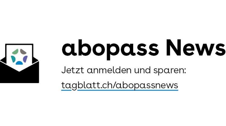 Jetzt kein Angebot mehr verpassen mit den abopass News, dem neuen Newsletter!
