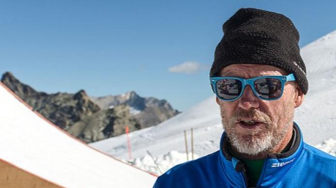 Michel Roth. (Bild: Swiss Ski)
