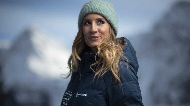 Trotz unzähligen Verletzungen kommt die 34-jährigeSanna Lüdi immer wieder zurück– vor allem aus Liebe zum Sport. (Bild: Gian Ehrenzeller / KEYSTONE)