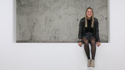 Jessica Keiser, Snowboarderin aus Oberdorf. (Bild: Kristina Gysi)