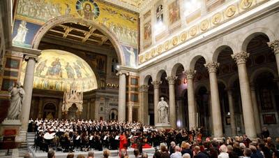 Musica Sacra a Roma - November 2021
