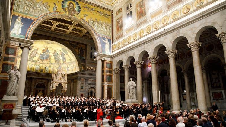 Rom und die Schweizergarde - März 2022 Oktober/November 2022