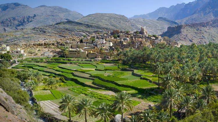 Oman Balat Sayt Bergdorf (© cotravel)
