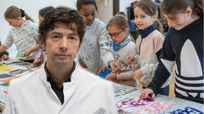 Die Schulen sind gemäss Meinung der meisten Infektiologen kein Treiber der Pandemie. (Chris Iseli)