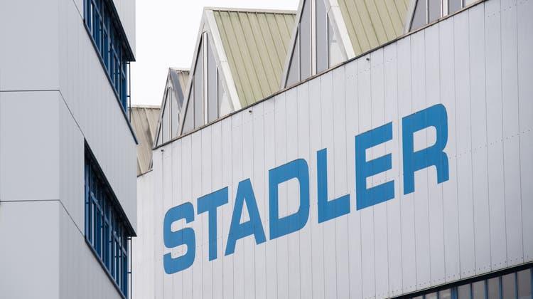 Stadler hat sich einen Auftrag über 240 Millionen Euro von den ÖBB gesichert. (Keystone)
