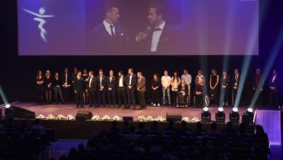 Wer wird der nächste Aargauer Sportler des Jahres? (Foto Wagner)