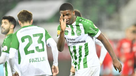 Boubacar Traorè ersetzt den verletzten Miro Muheim. (Bild: Ralph Ribi)