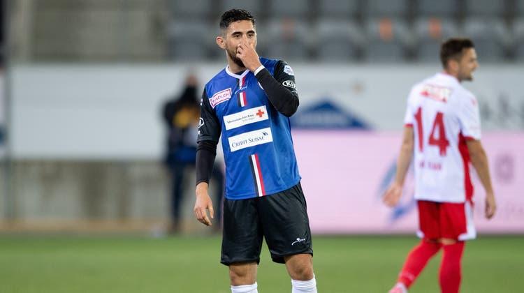 Er war schon fast ein Urgestein: Petar Misic verlässt den FC Aarau als unerfülltes Versprechen
