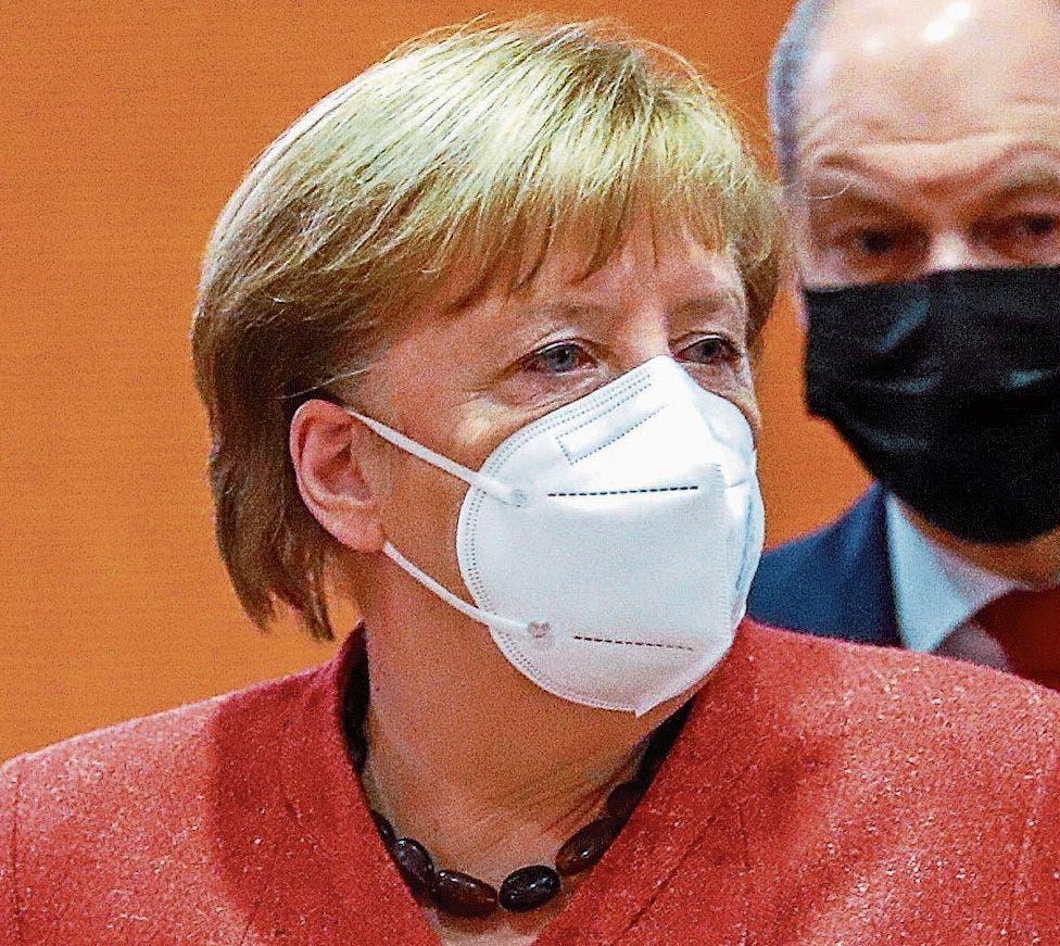 ...oder die deutsche Bundeskanzlerin Angela Merkel.