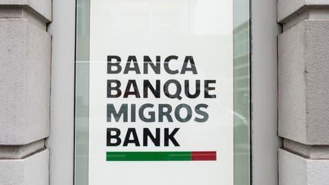 Wertberichtigungen drückten 2020 bei der Migros Bank auf den Gewinn. (Symbolbild) (Keystone)
