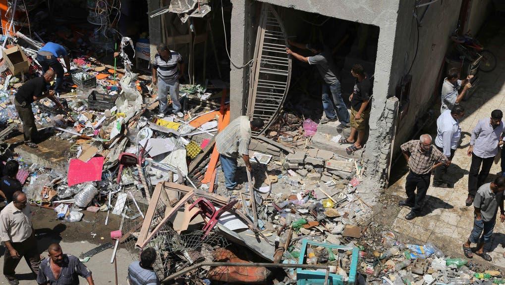 In Irak ist es am Donnerstag zu zwei Selbstmordanschlägen gekommen. (Archivbild) (Keystone)