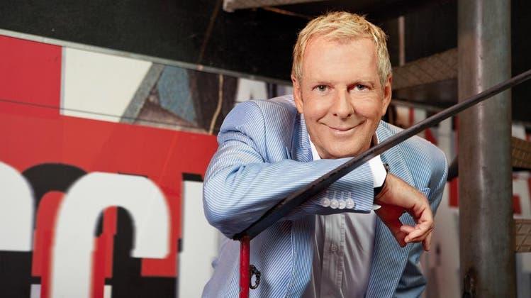 TV-Moderator Kurt Aeschbacher (Zvg Srf)