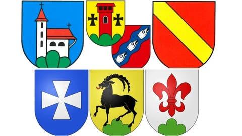 LZ-Quiz #42: Kennen Sie die flächenmässig grössten und kleinsten Gemeinden der Zentralschweizer Kantone?