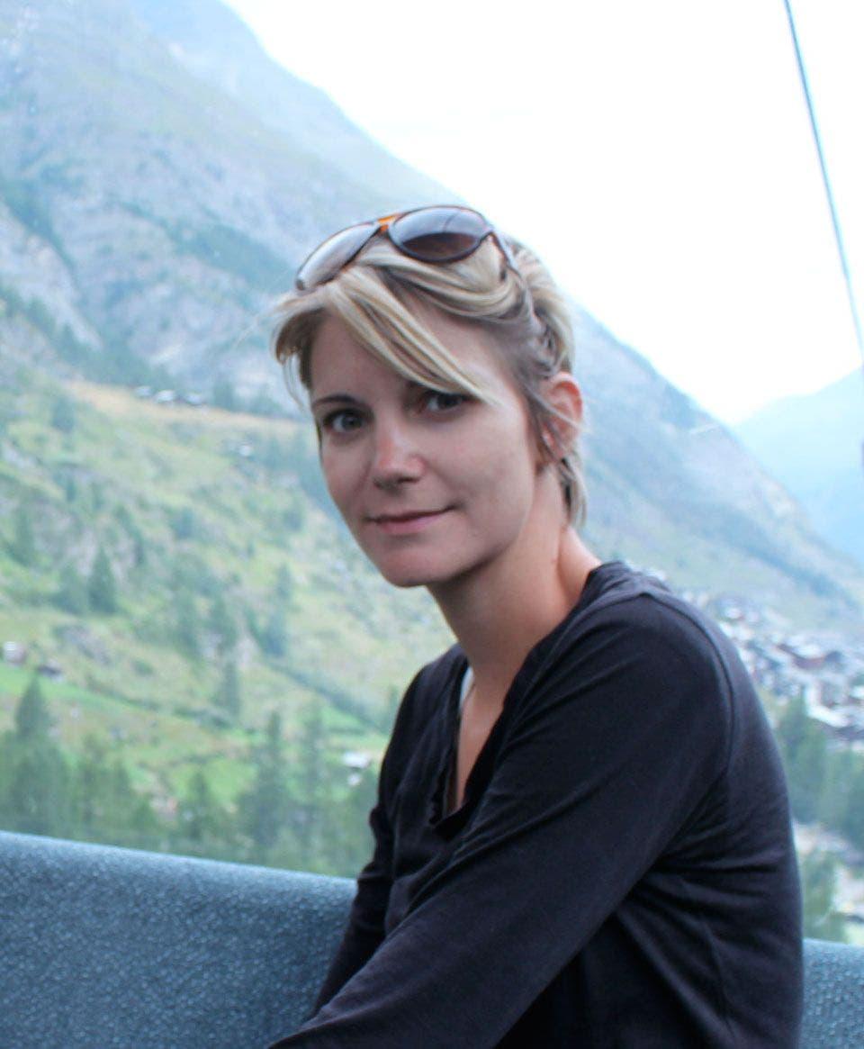 Als Teenagerin wanderte «Abi» Taugwalder von Aarau aus