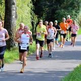 Der Herbstlauf 2019 bot alles, was das Läuferherz begehrt: Angenehm warme Temperaturen und eine abwechslungsreiche Strecke. (Gerry Frei (7.9.2019))