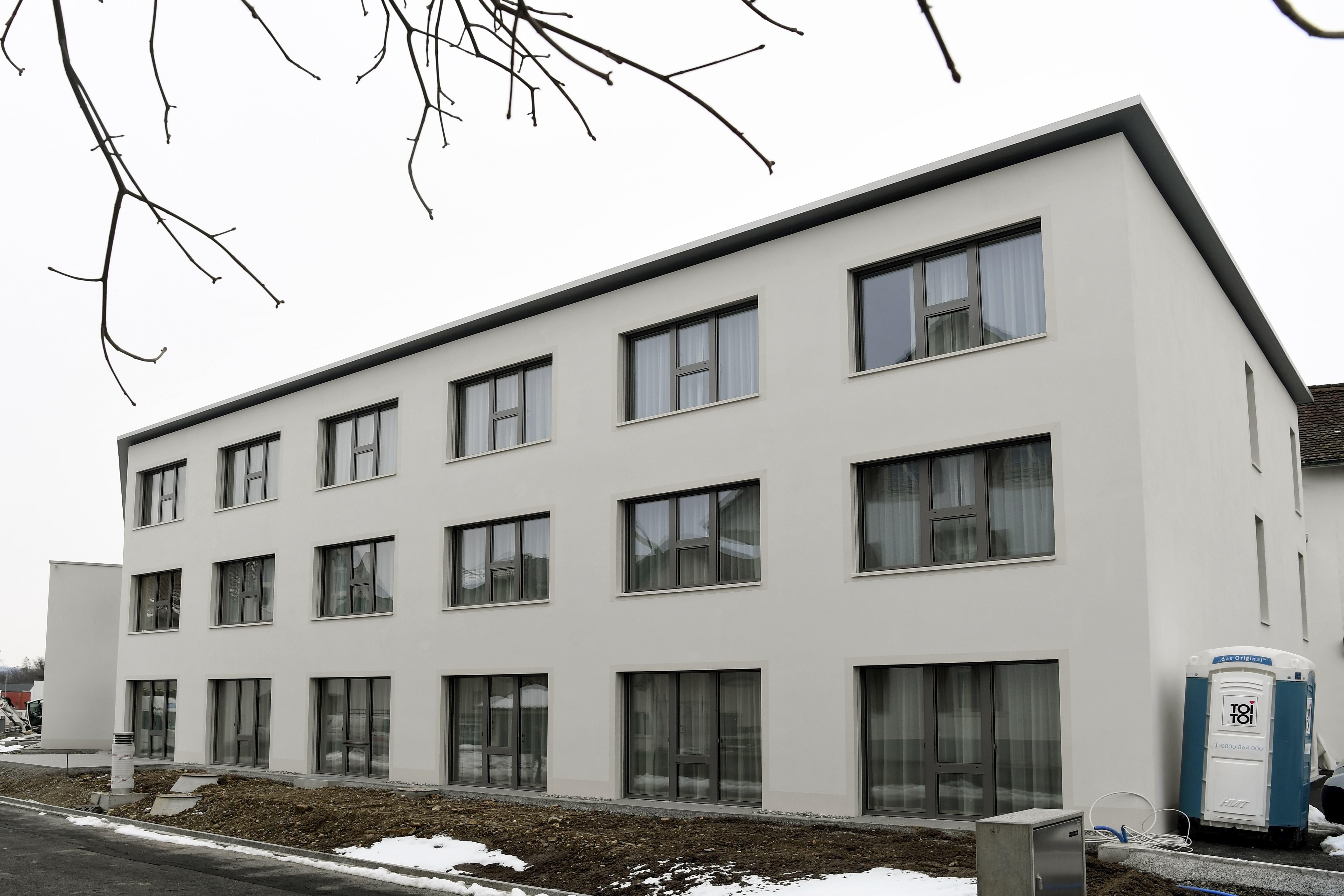 Am Mittwoch eröffnete das Asana Spital Leuggern offiziell das Pflegeheim zum Johanniter in Leuggern.