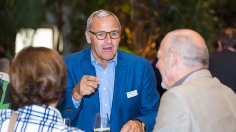 Gemeinderat René Beck ist auch nicht mehr im Kontrollorgan der Limeco vertreten. (Fabio Baranzini)