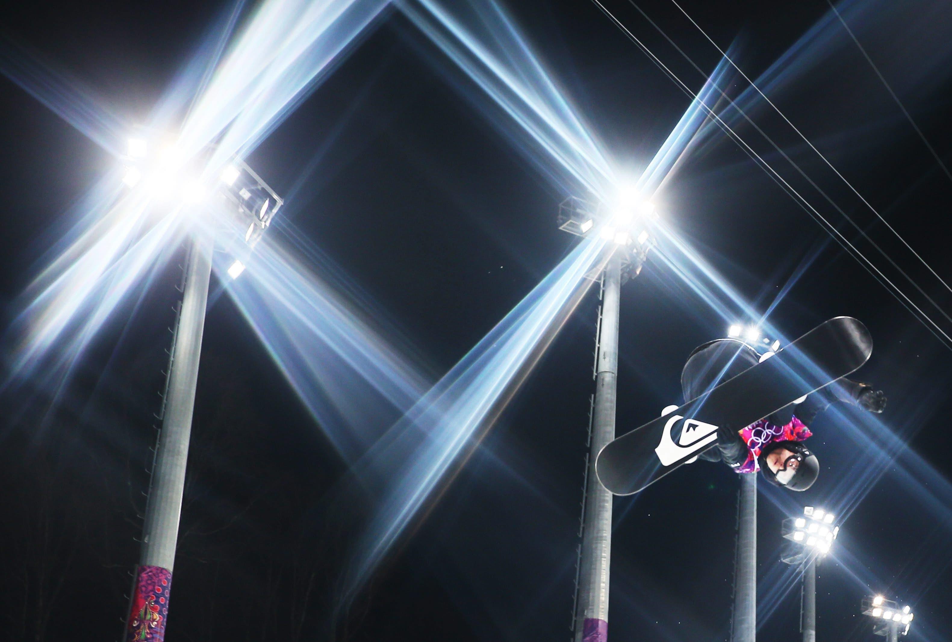 2013 steht er ihn bei den X Games zum ersten Mal: seinen eigen kreierten Yolo-Flip. Dieser verhilft ihm ein Jahr später zu Gold an den Olympischen Spielen in Sotschi.