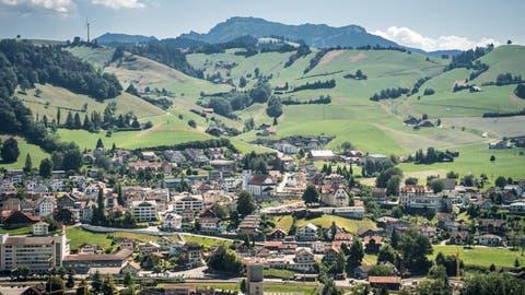 Die Gemeinde Entlebuch hat überdimensionierte Bauzonen und muss daher Rückzonungen vornehmen. (Pius Amrein  (31. Juli 2020))
