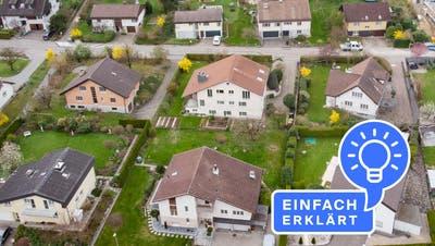 Hausbesitzer sollen gegenüber Mietern nicht bevorzugt werden. Deshalb versteuern sie einen Eigenmietwert. (Bild: Benjamin Manser (Mörschwil, 6. April 2019))