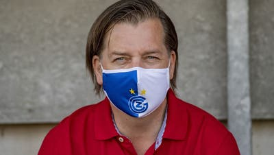 Bernard Schuiteman ist seit dem vergangenen Frühling als GC-Sportchef im Amt. (Bild: Keystone)