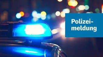 Flüchtiger Unfallverursacher hat sich bei Polizei gemeldet