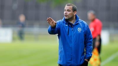 Alberto Rodriguez war zwei Jahre Trainer der 3.-Liga-Mannschaft. (Bild: Stefan Kaiser (Baar, 18. Juni 2019))