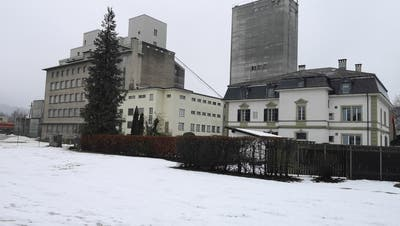 Das Mühleareal in Schöftland. (Bild: Urs Helbling)