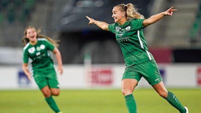 FC St.Gallen-Staad: Mehr Konstanz für mehr Siege - die St.Gallerinnen wollen die Rückrunde mit drei Punkten gegen Schlusslicht Lugano einläuten