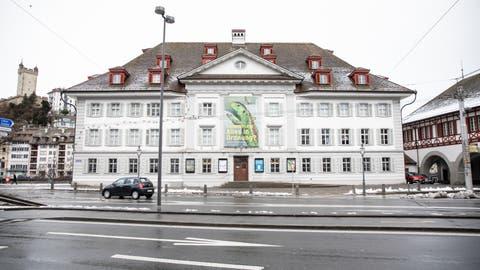 Ins Naturmuseum sollen die Büros des Kantonsgerichts kommen (Bild: Manuela Jans-Koch (Luzern, 28. Januar 2021))