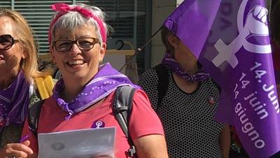 Renata Ruggli Sulzer engagiert sich seit Jahren für die Gleichberechtigung von Mann und Frau und für die Rechte der Frauen. (Bild: Zita Meienhofer)