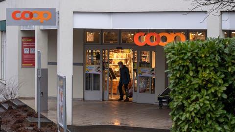 Die Coop-Filiale in Hünenberg wird ab Samstag, 30. Januar, 13 Uhr, für fast zwei Monate ihre Tore schliessen. (Bild: Maria Schmid(29. Januar 2021))