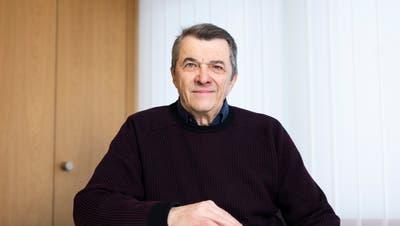 Ueli Graf ist ehemaliger Direktor der Justizvollzugsanstalt Pöschwies in Regensdorf und seit knapp sechs Jahren Gemeindeammann von Mülligen. (Britta Gut (27. Januar 2021))