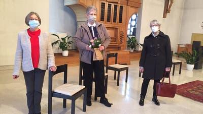 Frauenbund Untersiggenthal Ehrung Elsbeth Umbricht