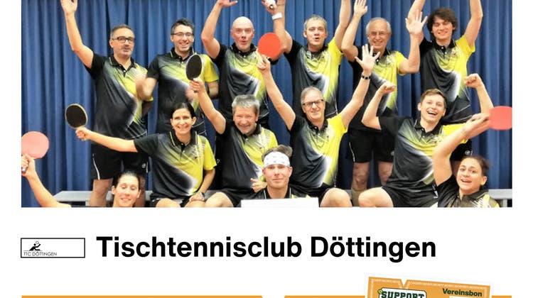 Tischtennisclub Döttingen «Support your Sport»