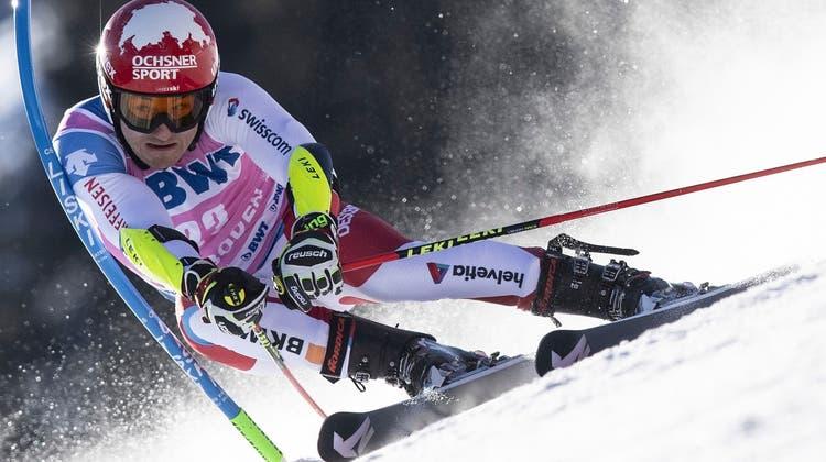 Nach verpatztem Saisonstart: Cédric Nogerwill am «Chuenisbärgli» zurück in die Spur