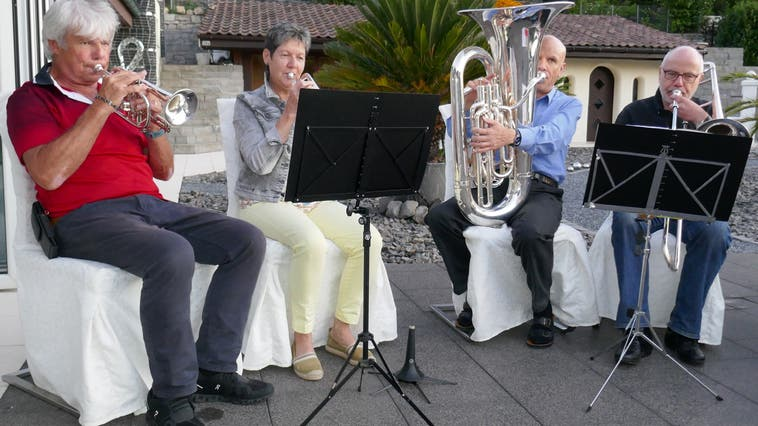 Musikverein Gretzenbach mit «Projekt Konzert» und aktiver Bläserklasse