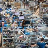 Nicht nur bei den Grossen wie Digitec boomt der Onlinehandel. In dieser Branche werden auch überdurchschnittlich viele neue Firmen gegründet. (Bild: Valentin Flauraud)