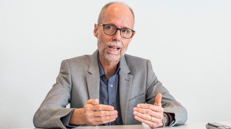 «Der Mord in Deutschland hätte genau so gut in der Schweiz passieren können»: Samuel Erny geben die Entwicklungen der vergangenen Wochen zu denken. (Nicole Nars-Zimmer)