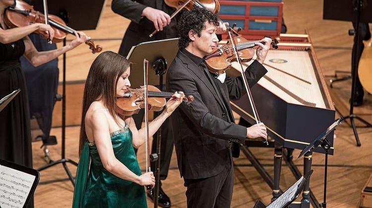 Daniel Dodds und die Festival Strings sorgen zum Saisonstart gleich für eine Sternstunde