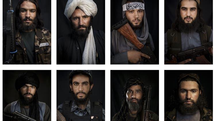 Die alten und neuen Herrscher über Afghanistan: Die Taliban seien wohl selbst überrascht gewesen, wie schnell und umfassend ihr Sieg gegen die Regierungstruppen ausgefallen sei, sagt Afghanistan-Experte Thomas Ruttig. (AP)