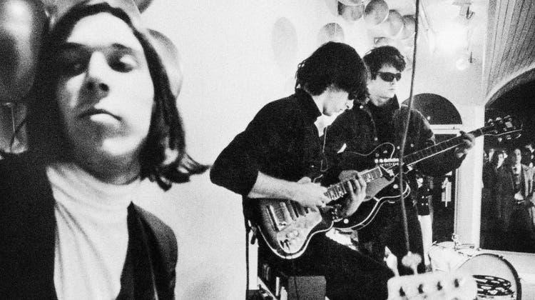 The Velvet Underground: Sie waren schon da, bevor sie zum Warhol-Projekt wurden