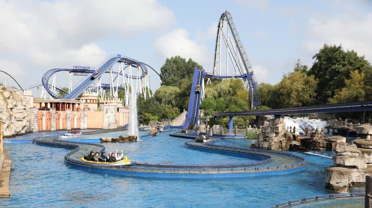 Die Bahn soll in einer Höhe von vier bis fünf Metern ein Hotel beim Wasserpark mit dem Hotel El Andaluz verbinden. (zVg)
