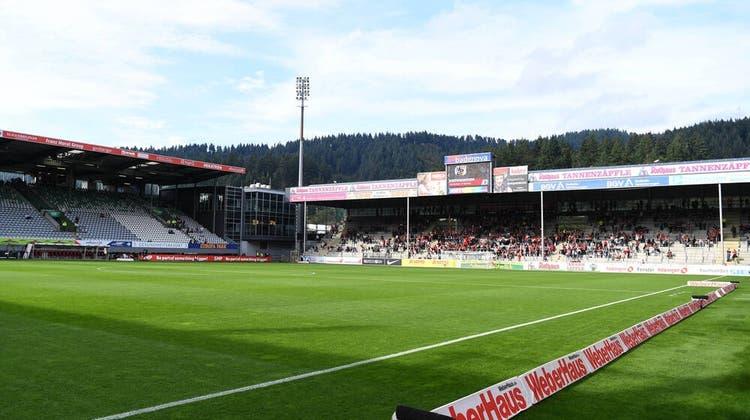 Das Dreisam-Stadion des SC Freiburg. (zVg)