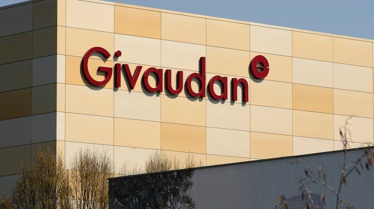 Auf Erholungskurs: Givaudan konnte trotz einer leichten Abflachung im dritten Quartal weiter wachsen. (Keystone)