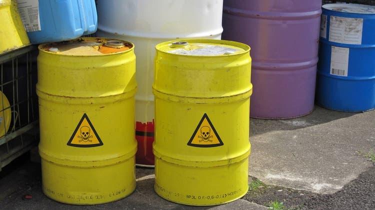 Der Boden rund um die Kebag zeigt keine auffällige Dioxinbelastung. (Michel Lüthi)