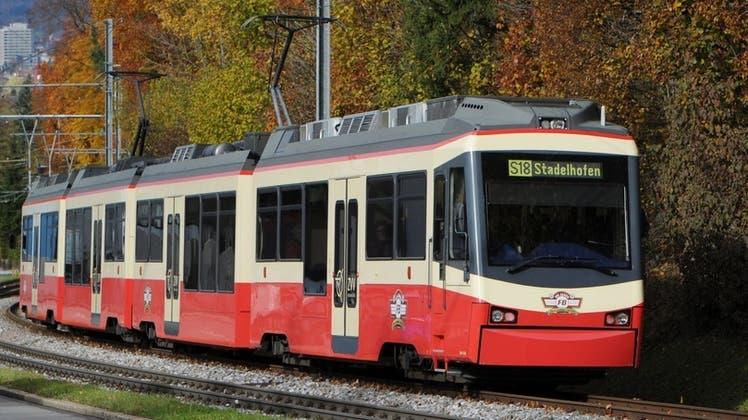 Seit 109 Jahren ist die Forchbahn bereits in Betrieb. (Archivbild) (Keystone)