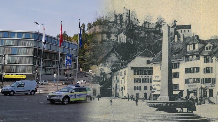 Vor 100 Jahren und heute: So hat sich Baden verändert