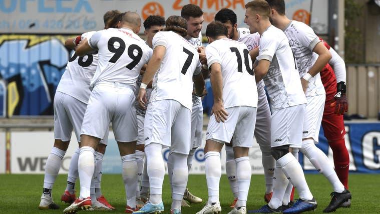 Der FC Menzo Reinach gehört zu den fairsten Teams der Liga. (Alexander Wagner)
